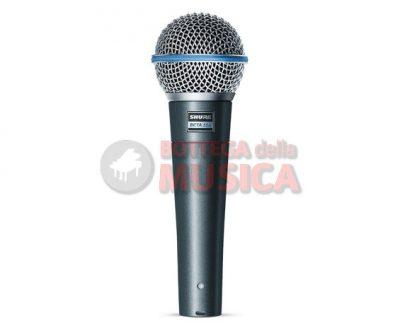 Shure beta58a microfono per voce