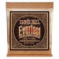 Corde per chitarra Acustica Ernie Ball Everlast